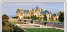 Biltmore House! It's my all time fave at Christmastime, of course :-)