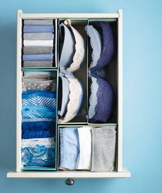 17 The Most Genius Ways To Organize Your Closet and Drawers