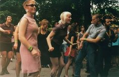 skinhead party!  #skinheads #dance #party #punk