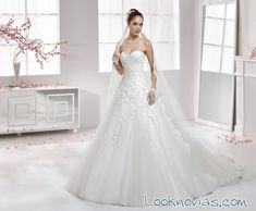 vestido princesa nicole spose