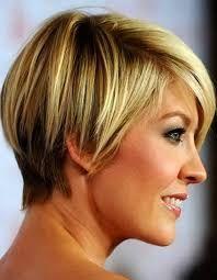 Image result for short flippy hair women