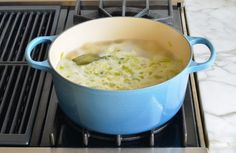 Potato Leek Soup - Once Upon a Chef Creamy Potato Leek Soup, Clean Eating Snacks, Healthy Eating, How To Make Potatoes, Road Trip Snacks, Freezer Meals, Soups And Stews, Main Dishes