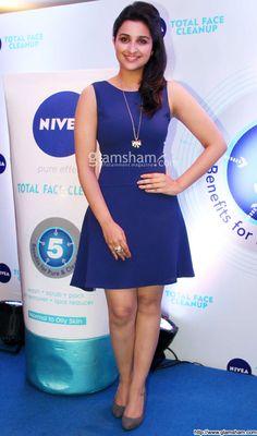 Parineeti Chopra In Short Frock at Bollywood Beauties In Hot Short Frocks