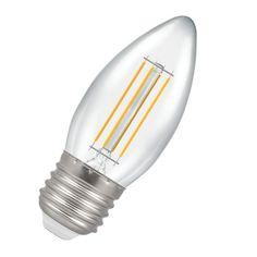 Číre LED tvoria LED žiarovky s čírym transparentným sklom. Light Bulb, Candles, Led, Lighting, Home Decor, Decoration Home, Room Decor, Light Globes, Candy
