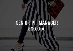 Exposed: The REAL Salaries of Every Major Fashion Job