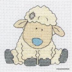 sheep - blue nose friends