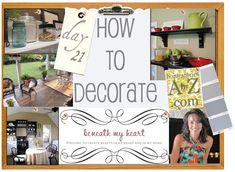 Quizzes, tips, ideas to find your personal decorating style...perfect! Off to take quizzes!