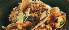 tilapia tacos with peach salsa www kishhealth org more tilapia tacos ...