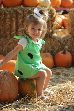 25+ Toddler Halloween Costumes and Ideas  sc 1 st  Pinterest : pebbles costumes  - Germanpascual.Com