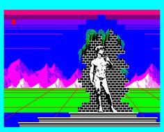 Salut L'artiste (1983 / Nice Ideas / Philips VG5000) | Flickr - Photo Sharing!