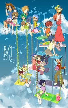 Digimon 02, Digimon Adventure 02, Digimon Tamers, Anime Manga, Anime Art, Digimon Wallpaper, Digimon Frontier, Pokemon, Digimon Digital Monsters