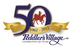 Let's celebrate! Peddler's Village is celebrating its 50th anniversary with year-long events, contests and celebrations. Experience this 42 acre shopping village with 70 specialty shops, six restaurants and a luxury inn all year round!