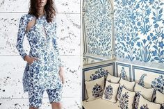 Welcome to Fashion Week - Dress to Decor: NYFW Spring 2015 - Lonny