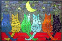 Cat Mosaic (187 pieces)