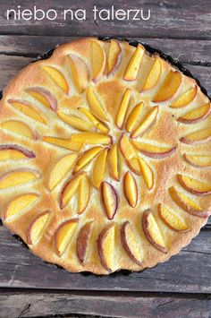 Tarta zowocami Apple Pie, Food, Pies, Essen, Meals, Yemek, Apple Pie Cake, Eten, Apple Pies