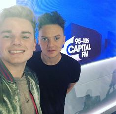 Jack and Conor Maynard