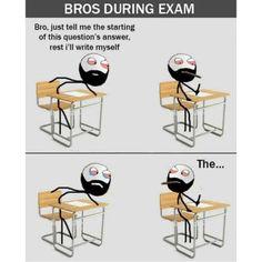 New funny love humor high schools ideas Exams Funny, Funny School Jokes, Very Funny Jokes, Crazy Funny Memes, Really Funny Memes, Funny Facts, School Memes, Funniest Jokes, Hilarious Jokes