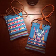 Side bags by Flying Horse Designs