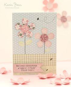 Super cute spring birthday card.... :-)