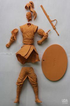Taibai 3D Print by Jian Xu – Zbrushtuts