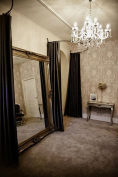 bridal changing room - Google Search