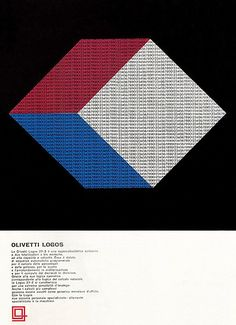 Olivetti Logos Advertising