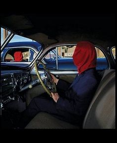 The Mars Volta, 'Frances The Mute' Designed by Storm Thorgerson, famous for his iconic Pink Floyd album sleeves, this disturbing image is a reinterpretation of a 1928 painting by the surrealist artist Rene Magritte, 'The Lovers'. Iconic Album Covers, Cool Album Covers, Album Cover Design, Music Album Covers, Music Albums, Storm Thorgerson, The Mars Volta, Pink Floyd, Cover Art