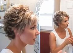 Selecting Your Perfect Pixie Haircut Short Spiky Hairstyles, Short Choppy Hair, Short Hair With Layers, Short Hair Cuts For Women, Short Haircuts, Short Stacked Haircuts, Funky Short Hair, Short Bobs, Short Curls
