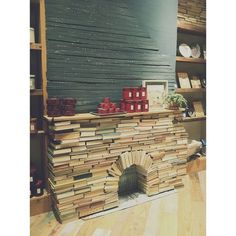 Book arch, Anthropologie and Arches on Pinterest
