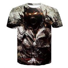 Men Popular Funky Tattoo Music Funny T shirts Cotton New Tee size M-L Thai Shirt