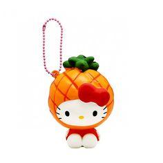 Sanrio Hello Kitty Fruits Market Pineapple Squishy  (◕ᴥ◕) Kawaii Panda - Making Life Cute