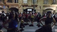 Desfile de Carrozas en Tarancón 09.09.2016