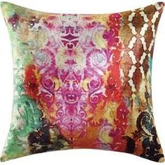 Winward Cotton Throw Pillow Tracy Porter