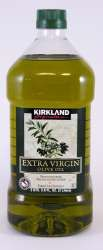 As soon as i get some of this I'll have the Mexican version of the mediterranean diet within reach.  Image detail for -Kirkland Signature Extra Virgin Olive Oil 2L x 2 (PET bottles)