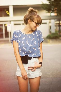 so sad winter is over but this is a pretty cute outfit for spring/summer