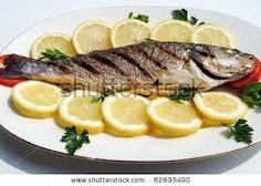 Fish is a good source of protein and low in fat if broiled or baked.