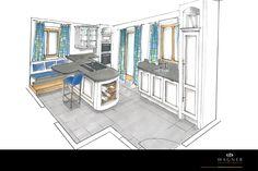 Küche Modern, Chair, Furniture, Home Decor, Neuschwanstein Castle, Living Dining Rooms, New Construction, Interior, Homes