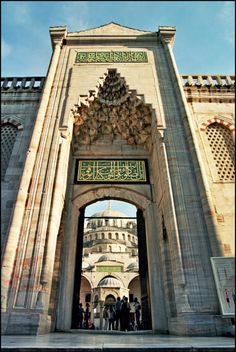 The Blue Mosque (Sultan Ahmed Mosque) is first one of the two mosques in Turkey that has six minarets. Second one is the Sabancı Mosque in Adana. Sultan Ahmed Mosque, Thomas Merton, Turkey Photos, Blue Mosque, Blue Tiles, Big Ben, Tours, Building, Mosques