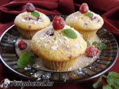 Kipróbált Málnás-joghurtos muffin recept egyenesen a Receptneked.hu…