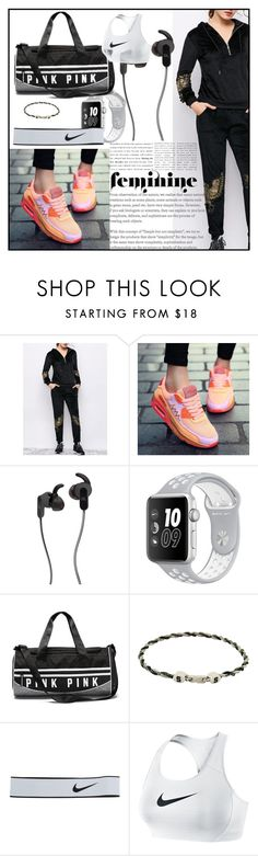 """""""Be in trend... 7"""" by s-o-polyvore ❤ liked on Polyvore featuring JBL, Eagles Wings, NIKE, polyvoreeditorial, thebestof, twinkledeals and beintrend"""