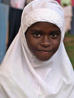 What an incredible portrait. She is so poised! Nairobi, Kenya. Photo credit: Katherine Salerno.