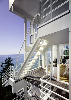 Casa Douglas, Harbor Springs, MI - Richard Meier & Partners - foto: Scott Frances