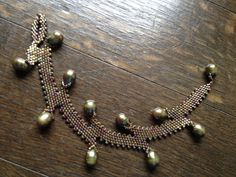 Beaded Beauties and Things: Zig Zag Bracelet