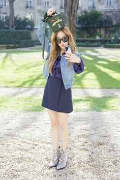 Tiffany Hwang from SNSD