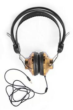 Gold MKII headphones - like it!