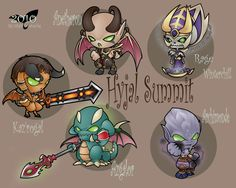 Hyjal Summit #Warcraft