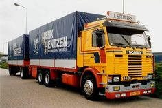 SCANIA-143 J.STEIJVERS TEGELEN Cool Trucks, Big Trucks, Road Transport, Tower Building, Road Train, Volvo, Cars And Motorcycles, Tractors, Old School