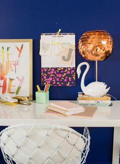 Oh Joy for Target Swan Lamp
