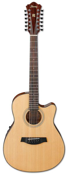 IBANEZ AEF1512E Natural High Gloss.  Simple and beautiful.
