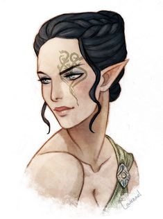 Need a potion - Colored sketch portraits commissions | December...